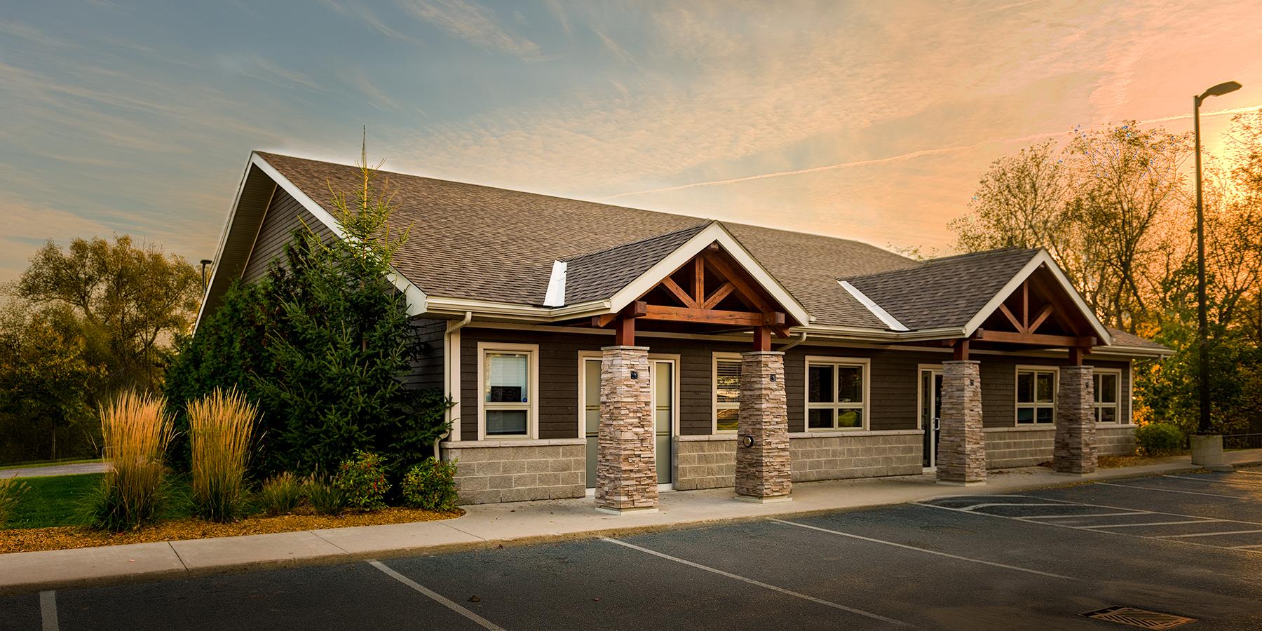 Kingston Foot Clinic Building
